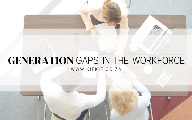 Generation Gaps In The Workforce